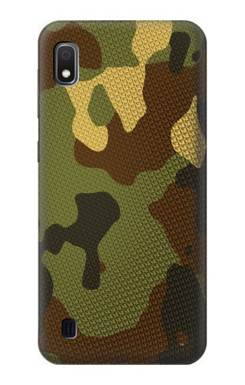 Printed Camo Camouflage Graphic Printed Samsung Galaxy A10 Case