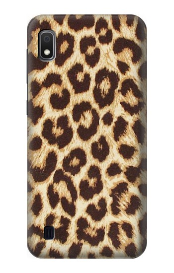 Printed Leopard Pattern Graphic Printed Samsung Galaxy A10 Case