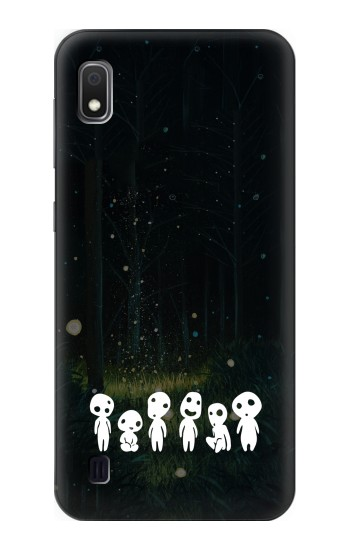 Printed Forest Spirit Princess Mononoke Samsung Galaxy A10 Case