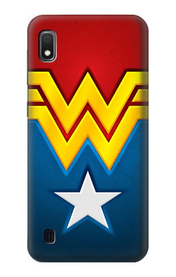 Printed Wonder Women Logo Samsung Galaxy A10 Case