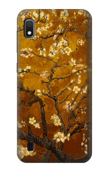 Printed Yellow Blossoming Almond Tree Van Gogh Samsung Galaxy A10 Case
