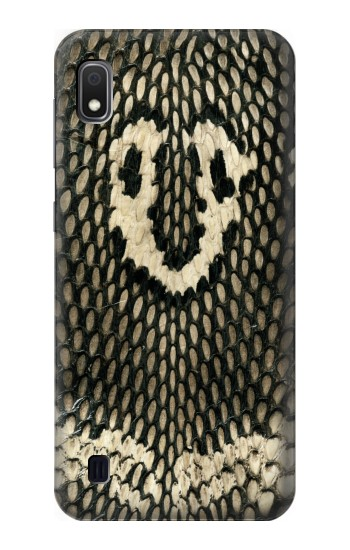 Printed King Cobra Snake Skin Samsung Galaxy A10 Case
