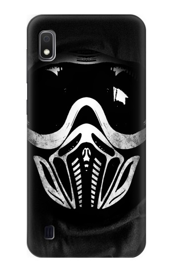 Printed Paintball Mask Samsung Galaxy A10 Case