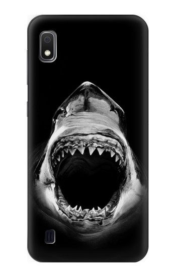 Printed Great White Shark Samsung Galaxy A10 Case