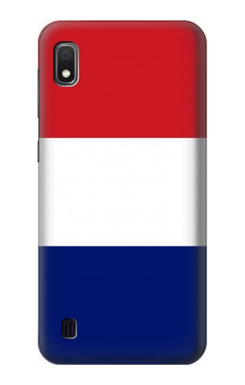 Printed Flag of France and the Netherlands Samsung Galaxy A10 Case