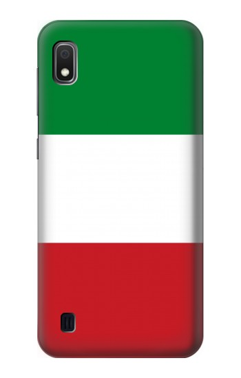 Printed Flag of Italy and Mexico Samsung Galaxy A10 Case