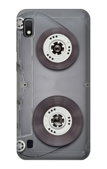 Printed Cassette Tape Samsung Galaxy A10 Case
