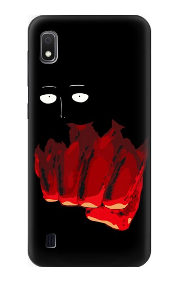 Printed One Punch Man Fight Samsung Galaxy A10 Case