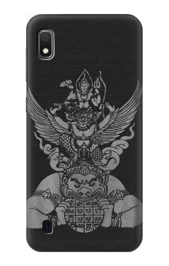 Printed Sak Yant Rama Tattoo Samsung Galaxy A10 Case