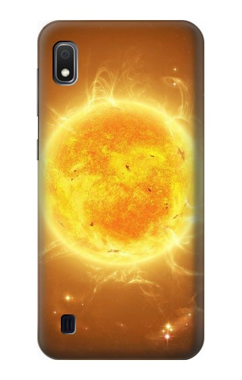 Printed Sun Samsung Galaxy A10 Case