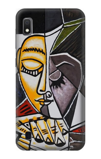 Printed Pablo Picasso Painting Samsung Galaxy A10 Case