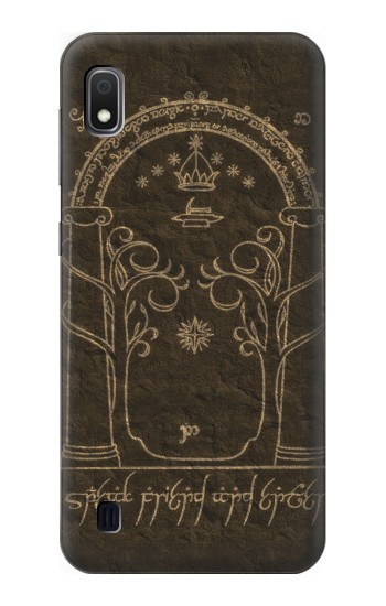 Printed Durin Door The Lord of The Rings Samsung Galaxy A10 Case