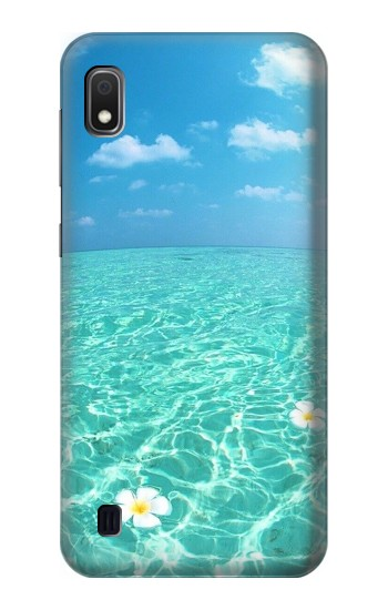 Printed Summer Ocean Beach Samsung Galaxy A10 Case