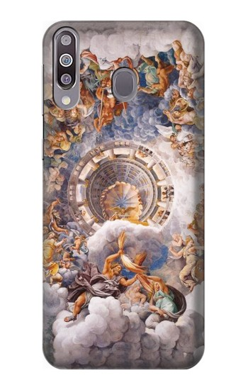Printed The Assembly of Gods Samsung Galaxy A30 Case