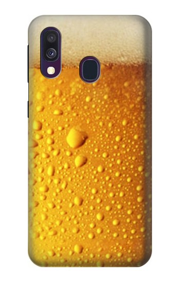 Printed Beer Glass Samsung Galaxy A40 Case