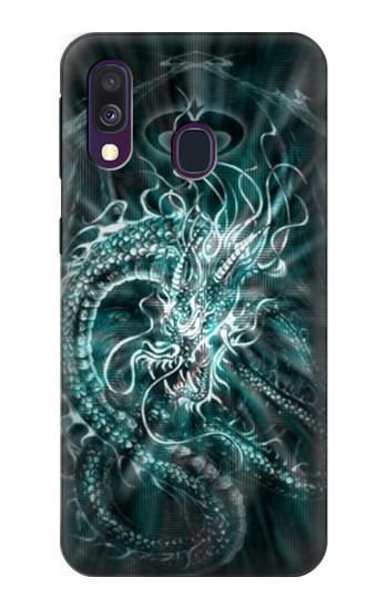 Printed Digital Chinese Dragon Samsung Galaxy A40 Case