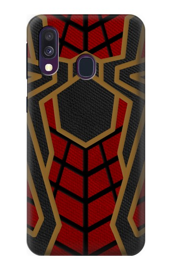 Printed Spiderman Inspired Costume Samsung Galaxy A40 Case