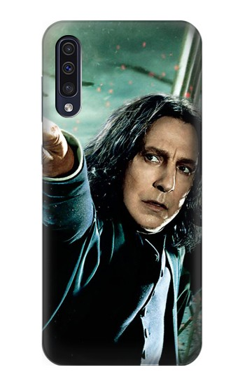 Printed Harry Potter Snape Samsung Galaxy A50 Case