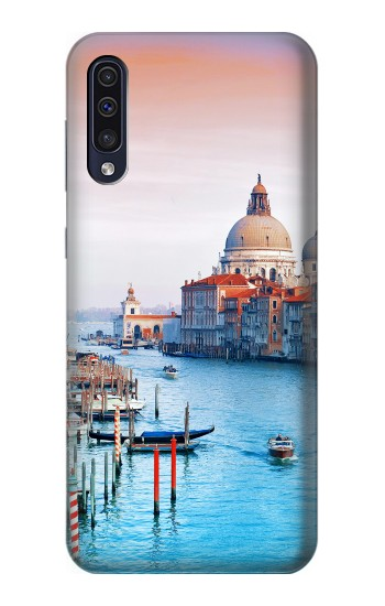 Printed Beauty of Venice Italy Samsung Galaxy A50 Case