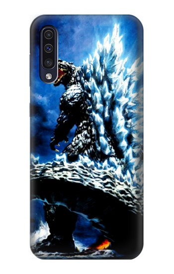 Printed Godzilla Giant Monster Samsung Galaxy A50 Case