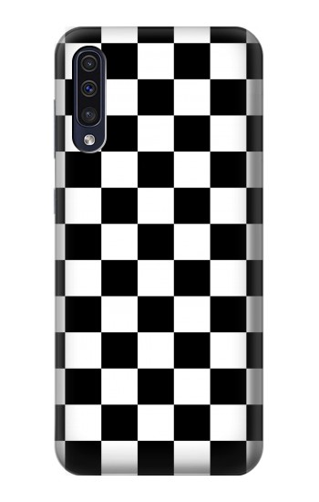 Printed Checkerboard Chess Board Samsung Galaxy A50 Case
