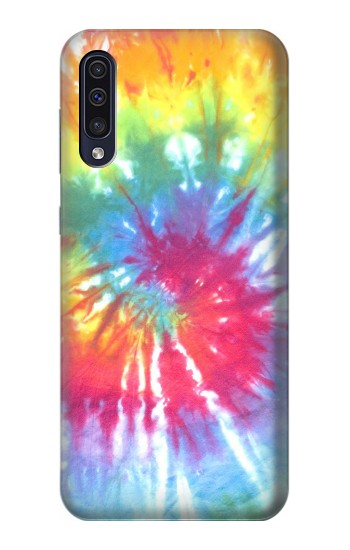 Printed Tie Dye Colorful Graphic Printed Samsung Galaxy A50 Case