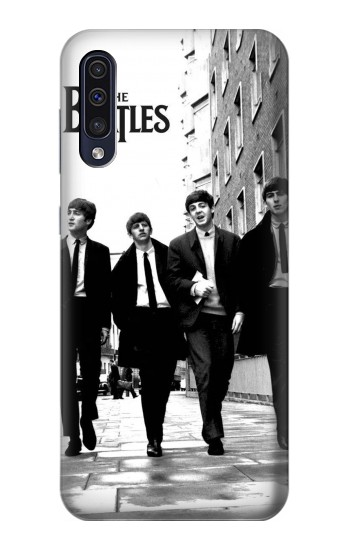 Printed The Beatles in London Samsung Galaxy A50 Case