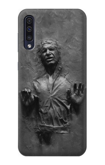 Printed Han Solo Frozen in Carbonite Samsung Galaxy A50 Case