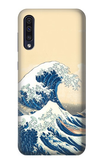 Printed Under the Wave off Kanagawa Samsung Galaxy A50 Case