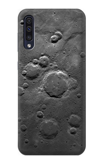 Printed Moon Surface Samsung Galaxy A50 Case