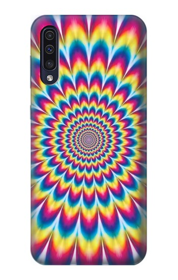 Printed Colorful Psychedelic Samsung Galaxy A50 Case