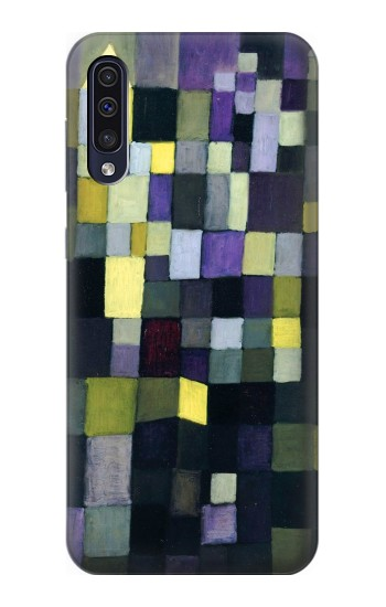 Printed Paul Klee Architecture Samsung Galaxy A50 Case
