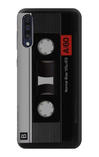 Printed Vintage Cassette Tape Samsung Galaxy A50 Case