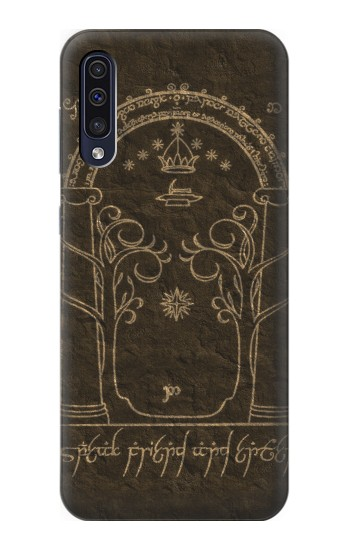 Printed Durin Door The Lord of The Rings Samsung Galaxy A50 Case
