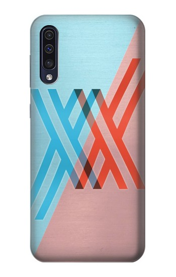 Printed Darling in the Franxx Samsung Galaxy A50 Case
