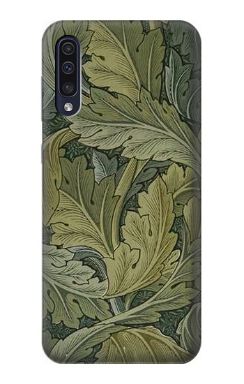 Printed William Morris Acanthus Leaves Samsung Galaxy A50 Case