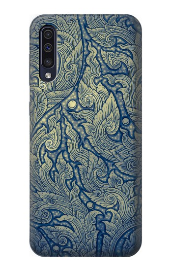 Printed Thai Art Samsung Galaxy A70 Case