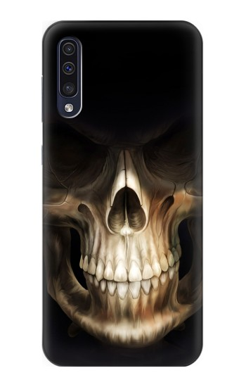 Printed Skull Face Grim Reaper Samsung Galaxy A70 Case