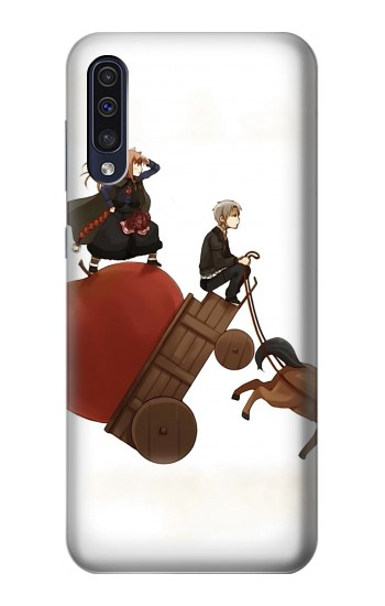 Printed Spice and Wolf Horo Lawrence Samsung Galaxy A70 Case