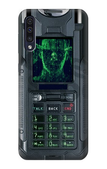 Printed The Matrix Mobile Phone Graphic Printed Samsung Galaxy A70 Case
