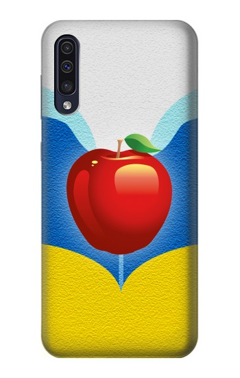 Printed Snow White Poisoned Apple Samsung Galaxy A70 Case