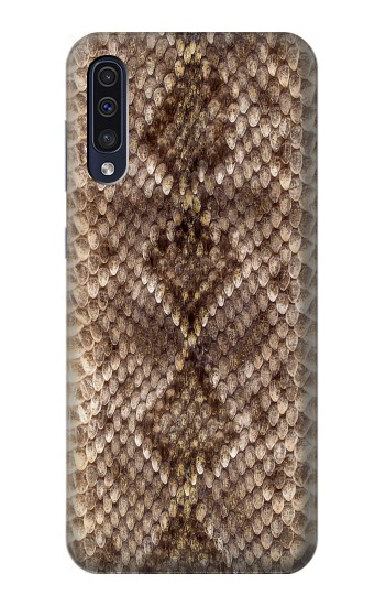 Printed Rattle Snake Skin Samsung Galaxy A70 Case