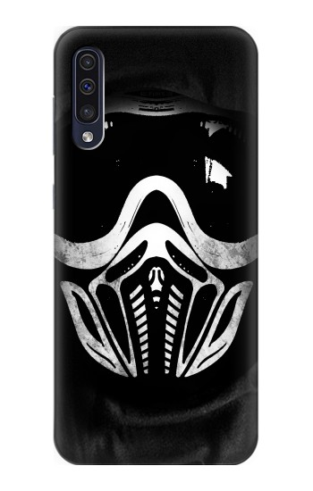 Printed Paintball Mask Samsung Galaxy A70 Case