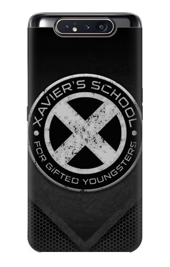 Printed Xavier School Samsung Galaxy A80 Case