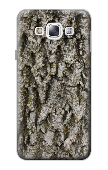 Printed Wood Skin Graphic Samsung Galaxy E5 Case