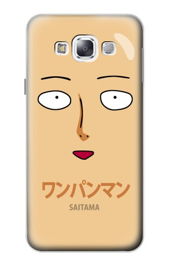 Printed Saitama One Punch Man Samsung Galaxy E5 Case