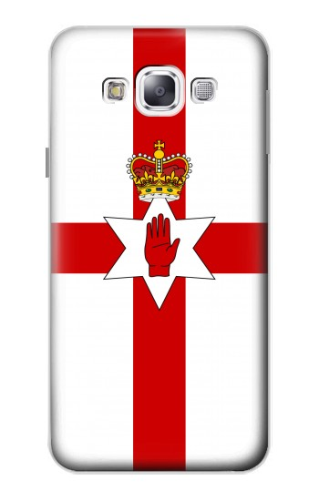 Printed Flag of Northern Ireland Samsung Galaxy E5 Case