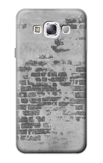 Printed Old Brick Wall Samsung Galaxy E5 Case