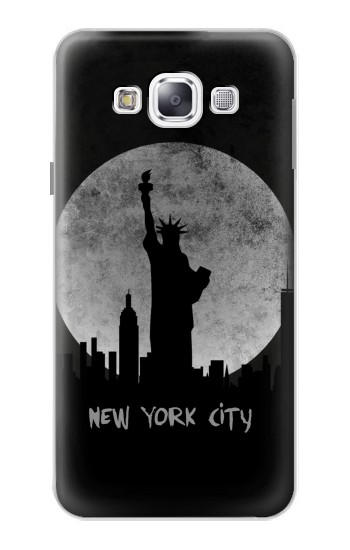 Printed New York City Samsung Galaxy E5 Case