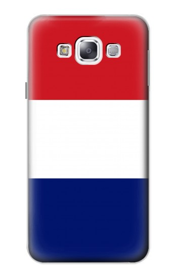 Printed Flag of France and the Netherlands Samsung Galaxy E5 Case